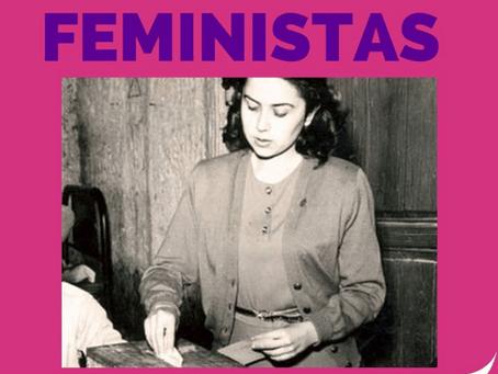 Nuestro Voto Sí Importa: la ciudadanía de las mujeres y la perspectiva feminista