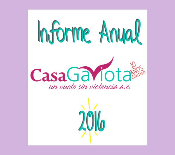 Informe 2016